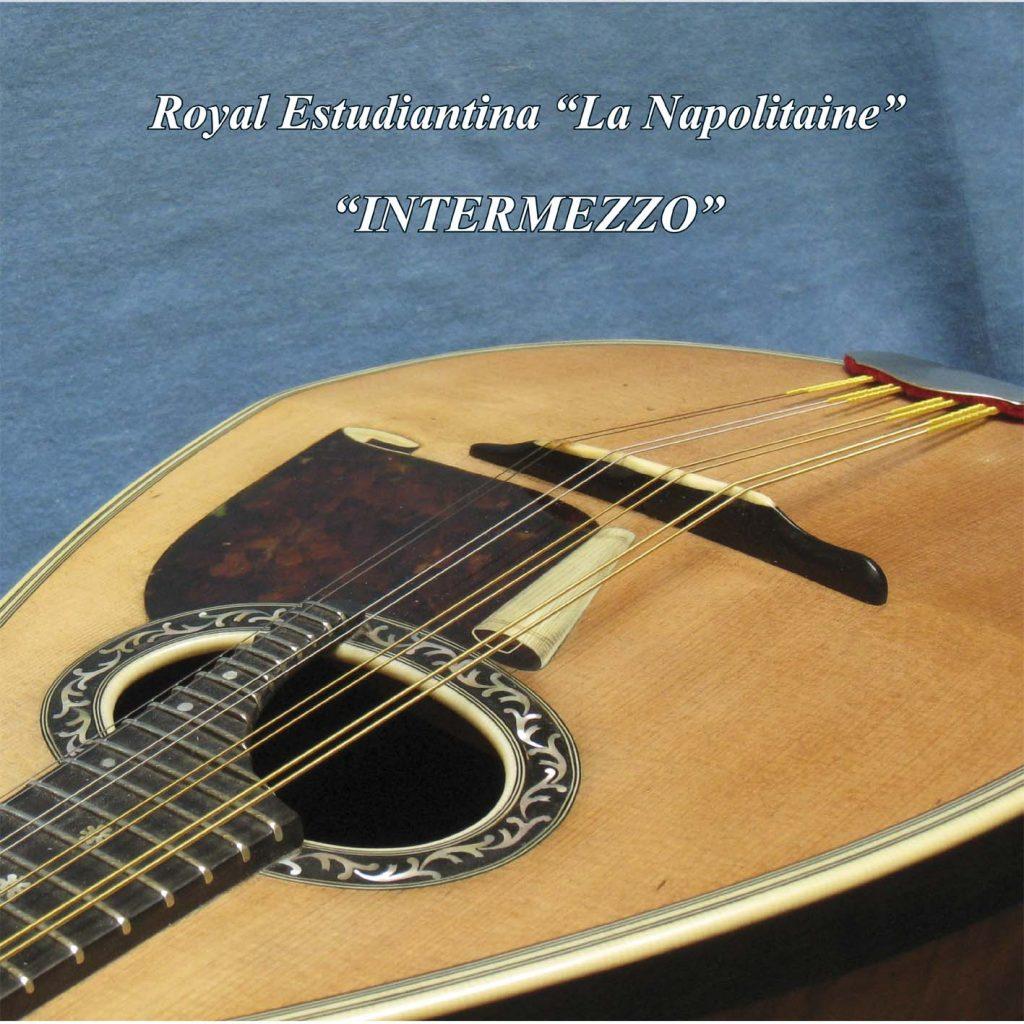 Intermezzo. Tweede CD van La Napolitaine